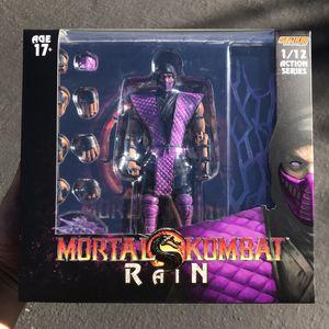 MORTAL KOMBAT - RAIN ACTION FIGURE for Sale in Las Vegas, NV