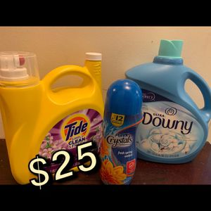 Tide, Downy Bundle for Sale in The Bronx, NY