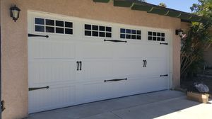 Garage doors for sale and more, se hablá español for Sale in Ontario, CA