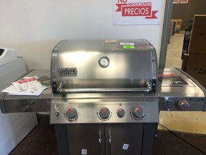 Weber grill 2FP for Sale in Houston, TX