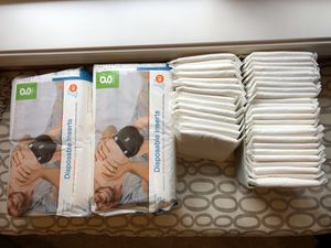 Disposable Inserts for G Diapers/G Pants for Sale in Tacoma, WA