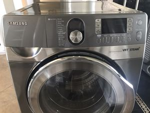 Samsung washer & dryer- Front loader for Sale in Cottontown, TN