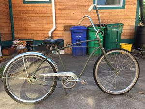 Vintage Western Flyer Cruiser Bike for Sale in Portland, OR