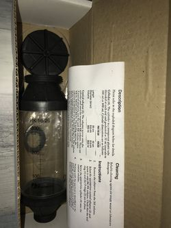 GE Amersham Packing Reservoir RK 16/26 300mL 18-8793-01 graduated Pharmacia for Sale in San Diego,  CA