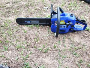 Chainsaw Bluemax 16 inch for Sale in Clermont, FL