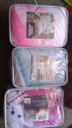 New Unopened Childrens Girl Comforters Moana sold for Sale in San Diego, CA