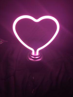 New Heart Light for Sale in Staunton, VA