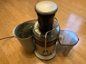 Breville JE95XL Two-Speed Juice Fountain Plus for Sale in Renton, WA