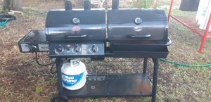 BBQ Grill and smoker for Sale in Tarpon Springs, FL