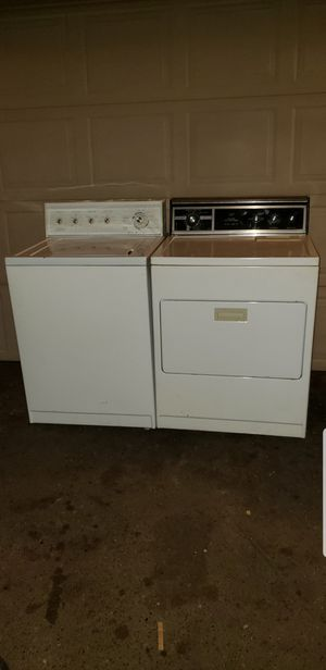 Kenmore electric washer and dryer set! for Sale in Clackamas, OR