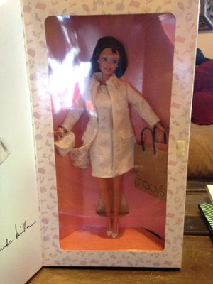 Barbie Macy's limited edition city shopper for Sale in Richmond, TX