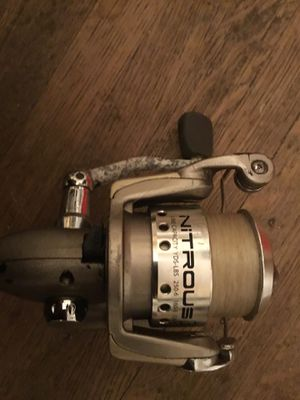 Quantum Nitrous Spinning Reel for Sale in Derby, CT