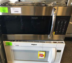 Brand New Frigidaire Over the Range Microwave (Model:FGMV155CTF) 8N for Sale in Mesquite, TX