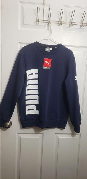 Puma Men's Crew Neck Long Sleeve Sweatshirt for Sale in Littleton, CO