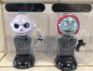 Nightmare before Christmas bobble heads for Sale in Oakdale, CA