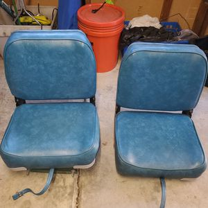 Boat Seats and Seat Clamps for Sale in Sunnyvale, CA