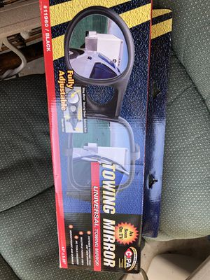 Towing mirrors (2) for Sale in Sebastian, FL