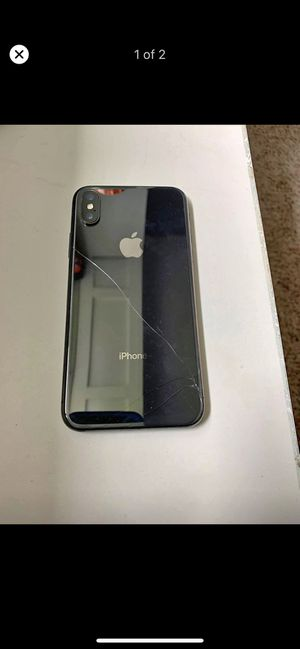 iPhone X 64 G for Sale in Lakewood, CO