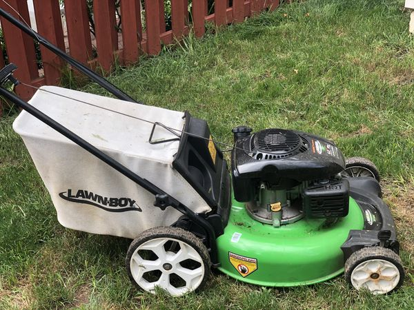 Lawn boy 149cc lawn mower