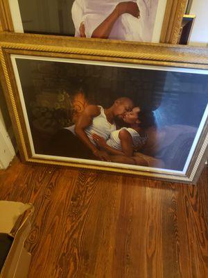 Black art for Sale in Anderson, SC