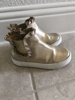 Girls Gold Boots for Sale in Celina, TX
