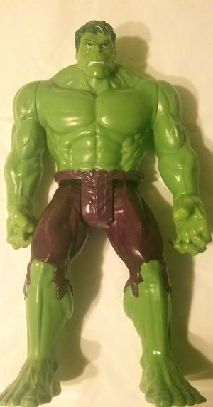 2013 Hulk Action Figure Pre-Owned for Sale in Baltimore, MD