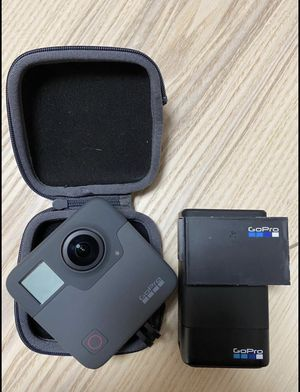 GoPro fusion 360 for Sale in Peabody, MA