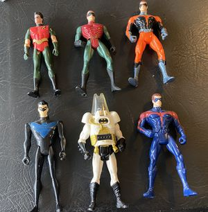 DC comic Batman figures for Sale in Franklin, TN