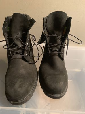 Black Timberland Boots 11.5 for Sale in Arlington, VA