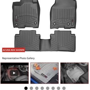 WeatherTech Floor liner RDX 2013 - 2018 for Sale in Federal Way, WA