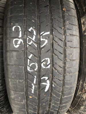 4 used tires Yokohama 225/60/17 for Sale in Happy Valley, OR