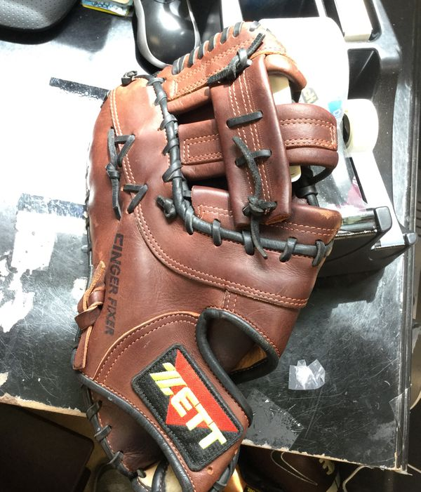 Zett Baseball Glove