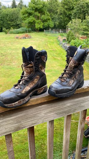 Men's Carhartt Boots 9.5 for Sale in Snohomish, WA