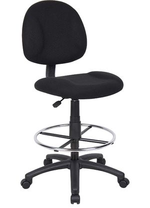 B1615-BK Ergonomic Works Drafting Chair without Arms for Sale in Puyallup, WA