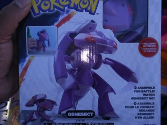 Genesect Pokemon Model Tomy Brand New for Sale in Reedley,  CA