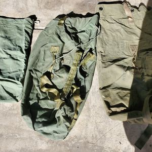 Army Duffle Bags All 3 For $45 for Sale in Perris, CA