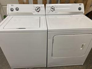 Whirlpool Washer/Dryer Set for Sale in Lewisville, TX
