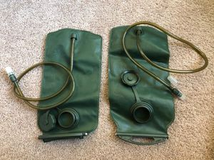 3 L Water Bladders perfect for Hiking/ Backpacking for Sale in San Diego, CA