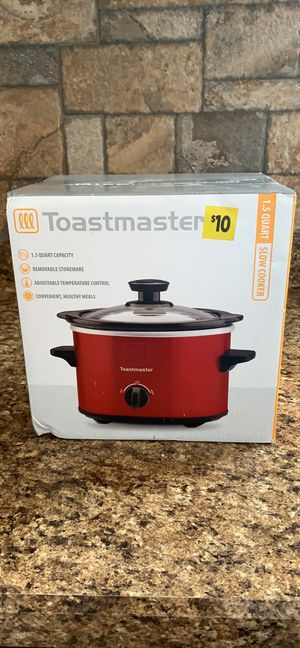 Brand New Toastmaster Crockpots!! for Sale in Webster, NY