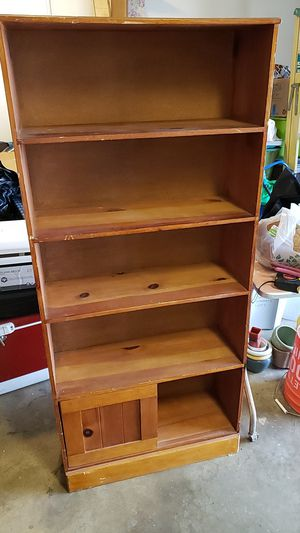 Book shelf. Or cabinet for whatever use for Sale in Imperial Beach, CA