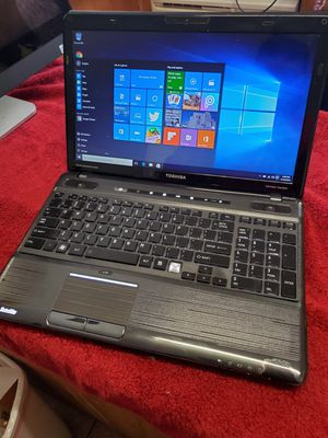 TOSHIBA SATELLITE i5 WINDOWS 10 LAPTOP for Sale in Winton, CA