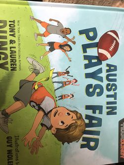 Austin's Play Fair Book Autographed for Sale in Fort Worth,  TX