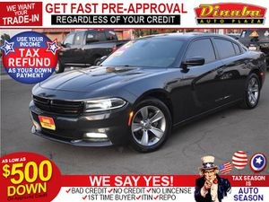 2016 Dodge Charger for Sale in Dinuba, CA