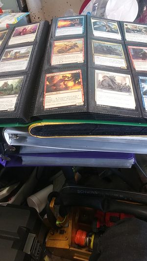 MAGIC THE GATHERING HUGE COLLECTION for Sale in San Diego, CA