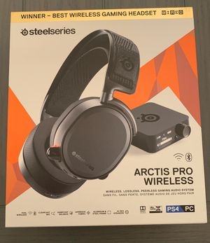 Arctis Pro Wireless Gaming Headset for Sale in Ontario, CA