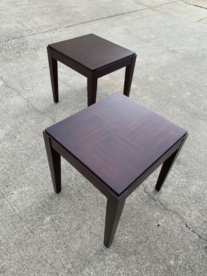 2 matching side tables for Sale in Navarre, FL