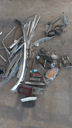 More 72 Chevy Chevelle or El Camino parts for Sale in Ontario, CA