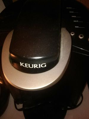 Keurig barely used had year not one cup for Sale in Bradenton, FL