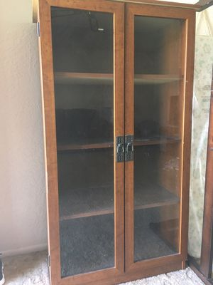 Glass door display case for Sale in San Carlos, AZ