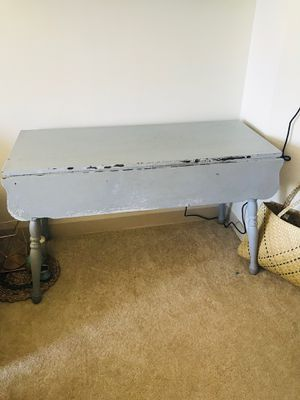 Antique folding table for Sale in Revere, MA